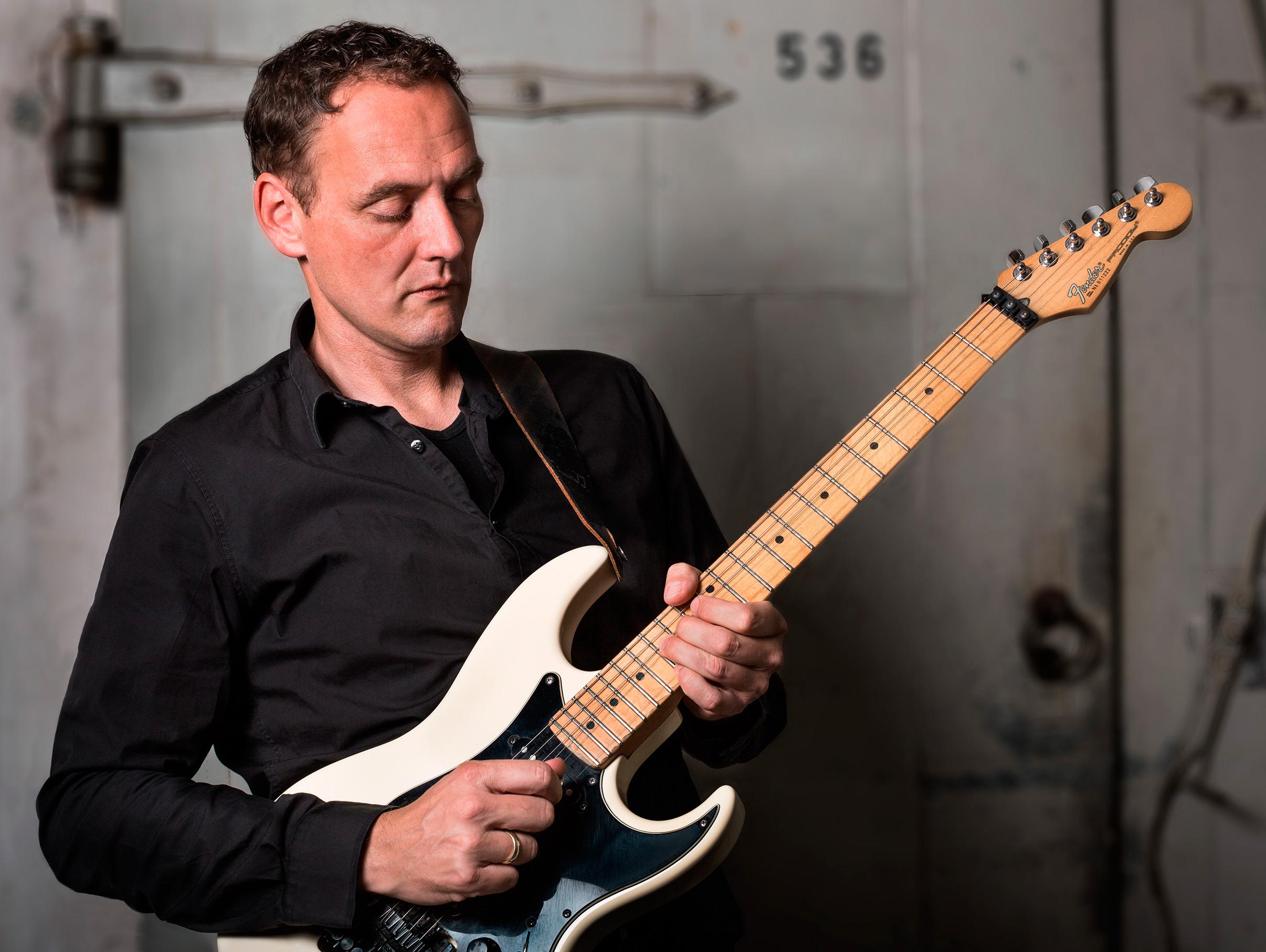 Frank Hofmaier, Charifasoul Gitarrist