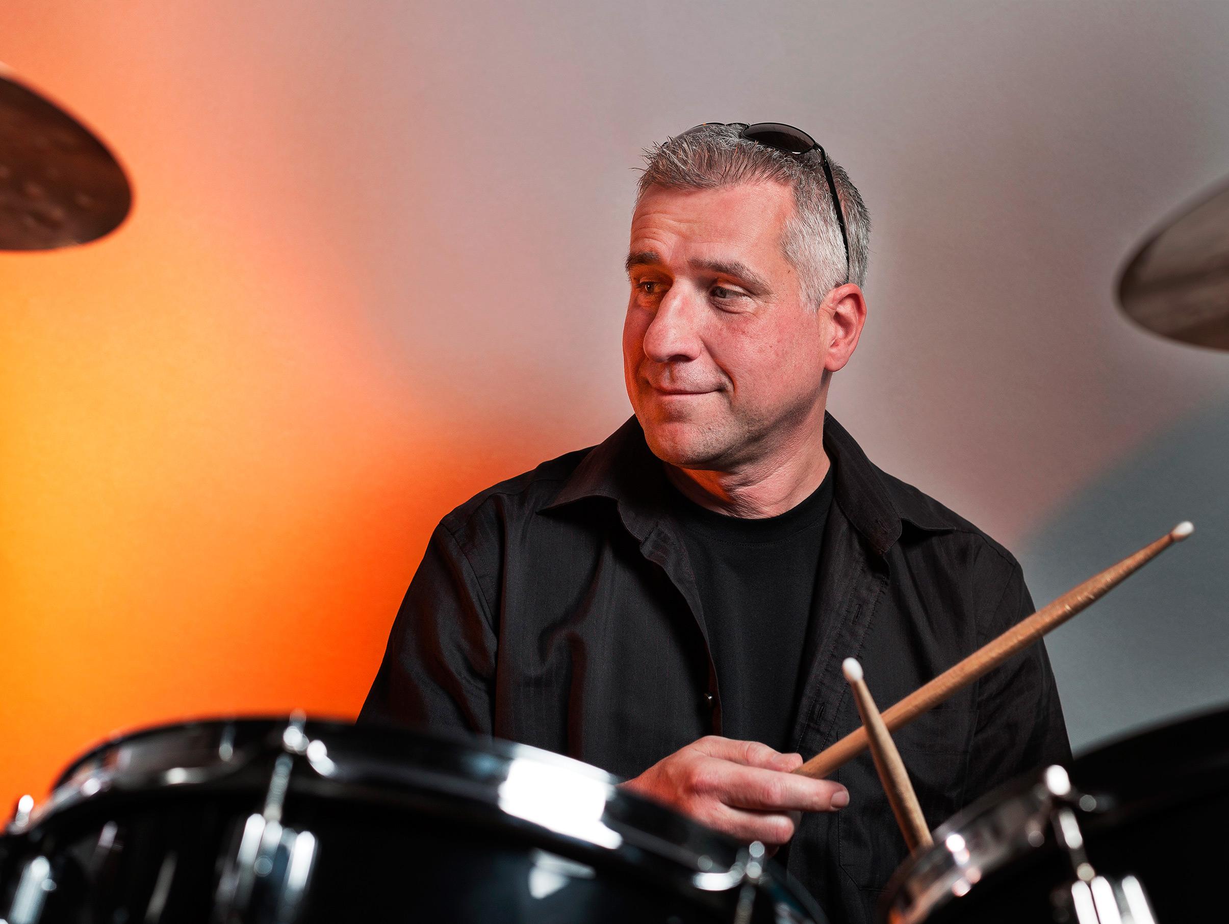 Heinz Gottschling, Charifasoul Drummer