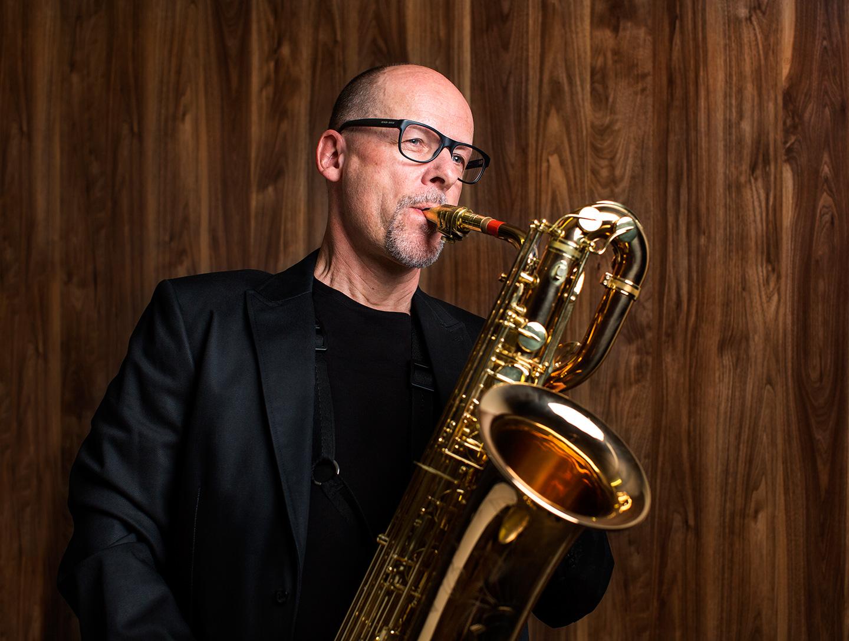 Joachim Liebermann Baritonsaxophon